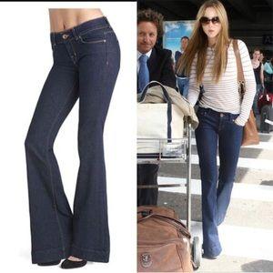 J Brand love story flare jeans LONG inseam